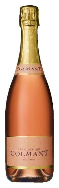 Colmant Cap Classique Brut Rosé NV