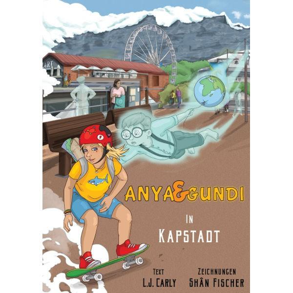 Anya & Gundi in Kapstadt (deutsche Fassung)