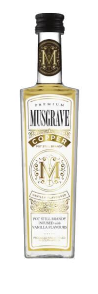 Musgrave Copper Vanilla Brandy MINI (50ml)