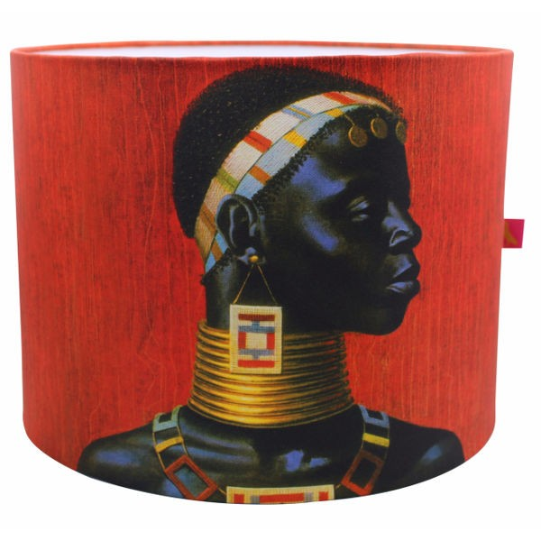 Tretchikoff Lampenschirm - NDEBELE WOMAN