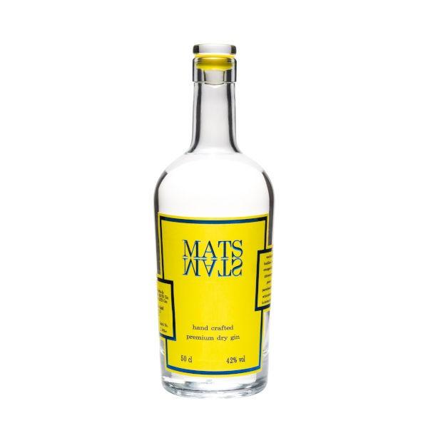 MATS premium dry gin