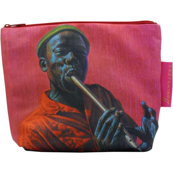 Tretchikoff Cosmetic Bag Kwela Boy