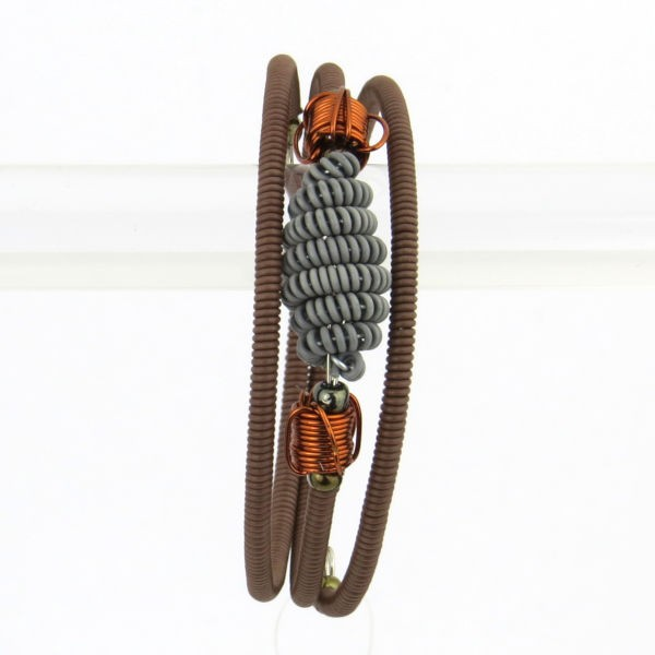 "Armband ""Wireblend "" - double"