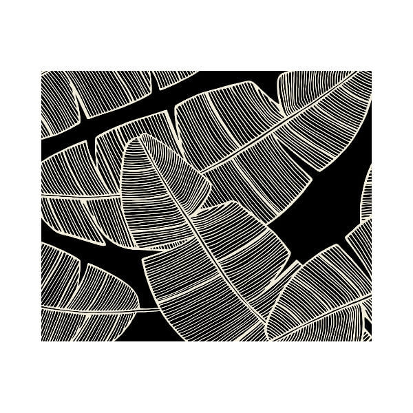 Design Team Meterware - PLANTATION PARCHMENT ON BLACK