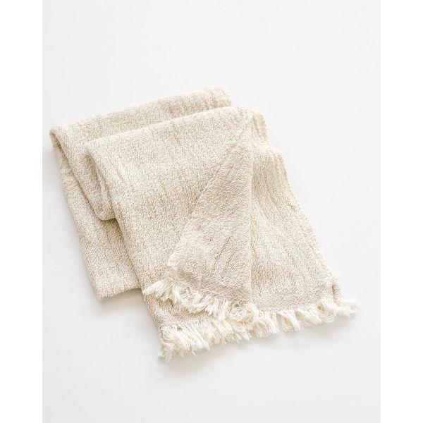 contemporary scarf - STONE