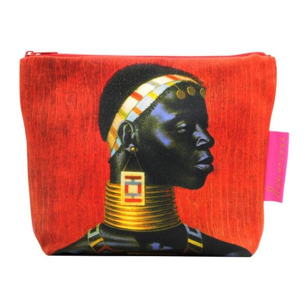 Vladimir Tretchikoff Cosmetic Bag NDEBELE WOMAN