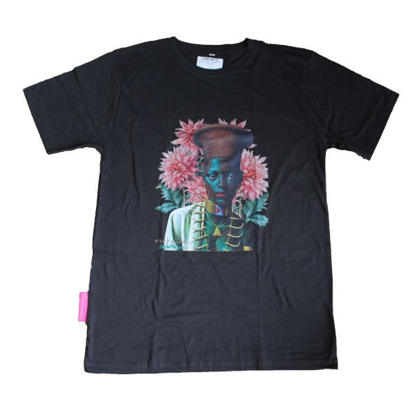T-Shirt ZULU MAIDEN & DAHLIAS