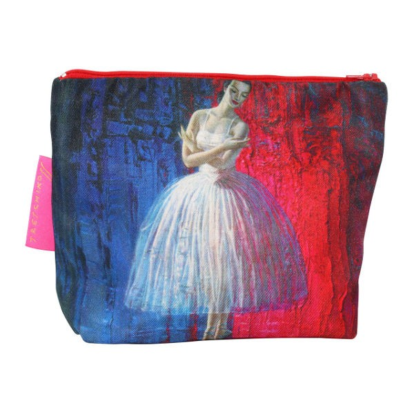 Tretchikoff Cosmetic Bag Ballerina