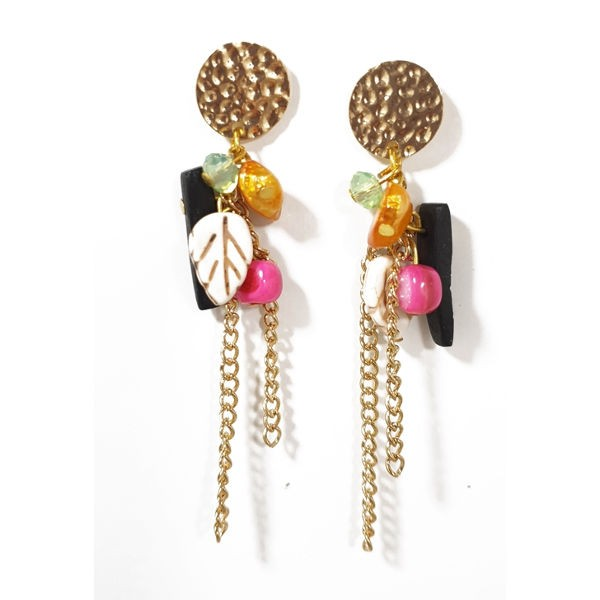 Ohrschmuck SUN EARRINGS - GRAFFITI