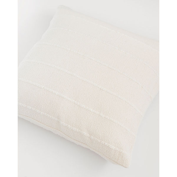 country cushion cover - NATURAL