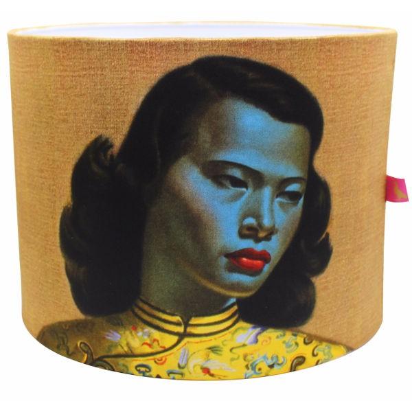 Tretchikoff Lampenschirm - CHINESE GIRL