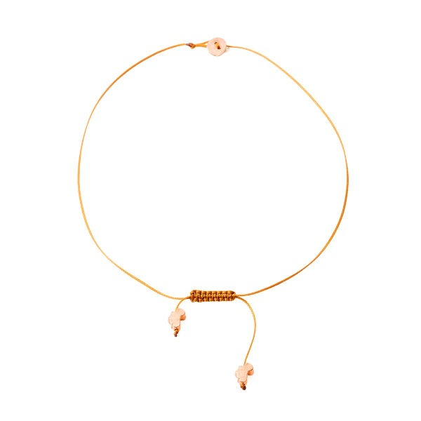 SASSY Halskette - Africa - gold