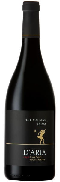 D'Aria The Soprano Shiraz 2018