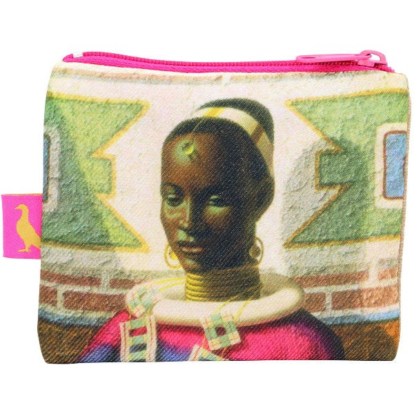 Coin Purse WOMAN OF NDEBELE