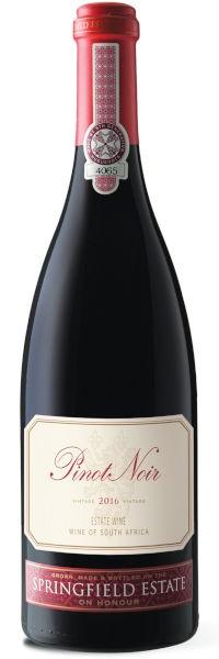 Springfield Pinot Noir 2016