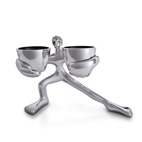 CaRRoL BoYeS Duo Bowl Holder HANDFUL