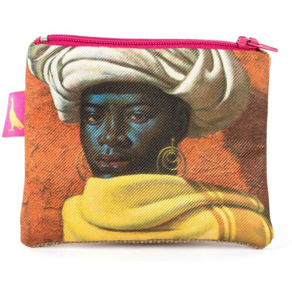 Tretchikoff Coin Purse Swazi Girl
