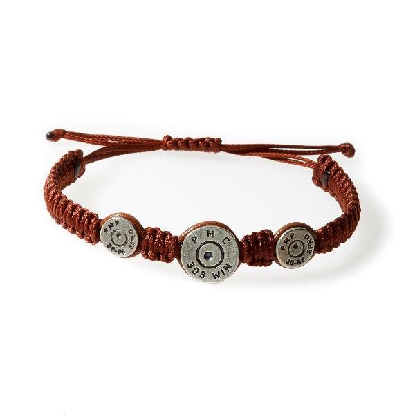 MAVERICK Armband Bullets - brown/tobacco
