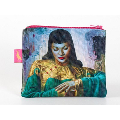 Coin Purse LADY FROM ORIENT