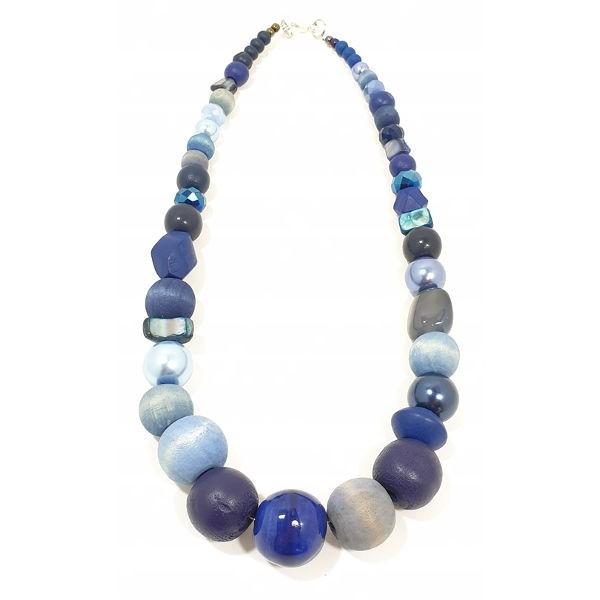 Halskette Opera BLUE JEANS