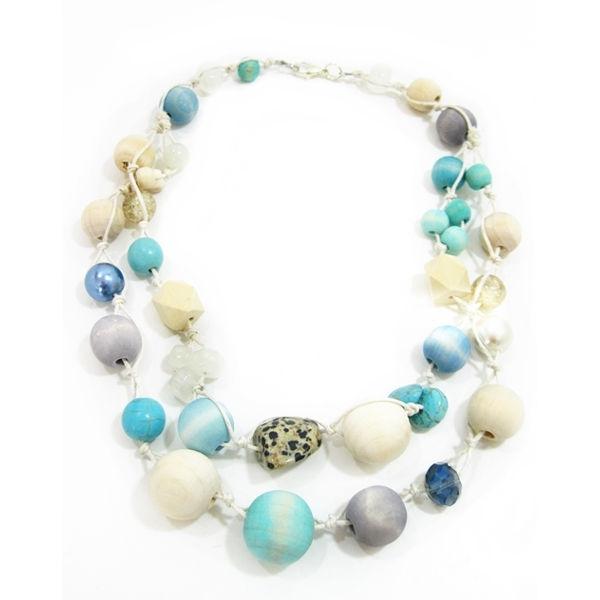 Halskette 2-Strang GRECIAN