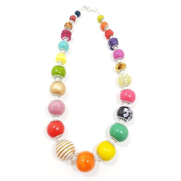 Halskette Floral Glam MULTICOLOUR