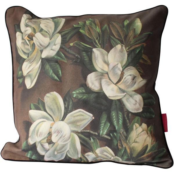 Tretchikoff - Kissenbezug Leinen Magnolias