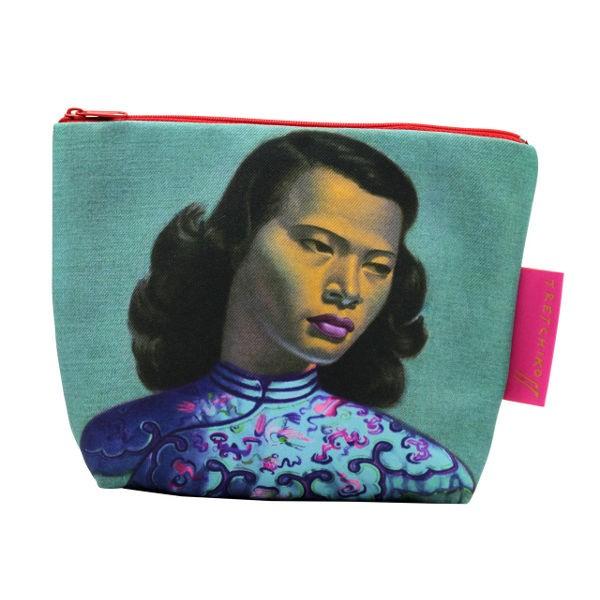 Vladimir Tretchikoff Cosmetic Bag CHINESE GIRL