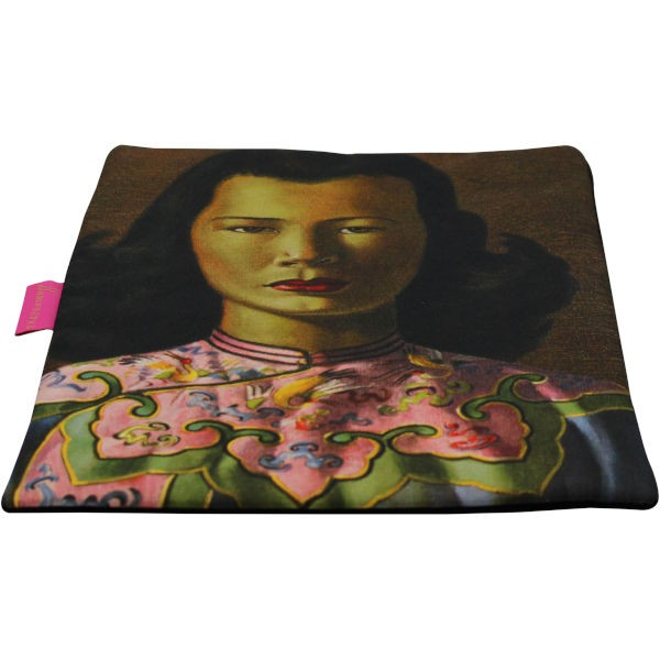 Tretchikoff iPad Cover Chinese Girl Blue Jacket