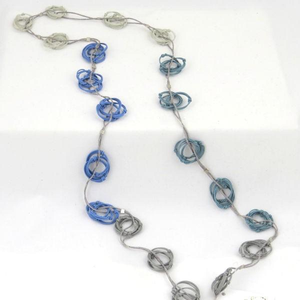 """Halskette """"Scoobie chain nests"""""""