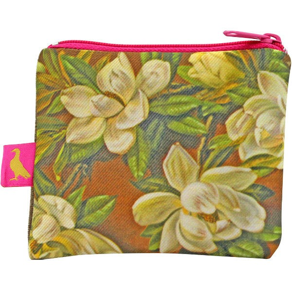 Tretchikoff Coin Purse Magnolias
