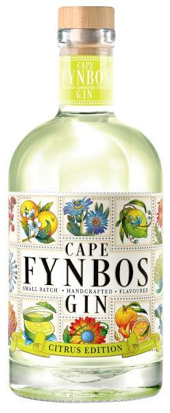 Cape Fynbos Gin Citrus Edition