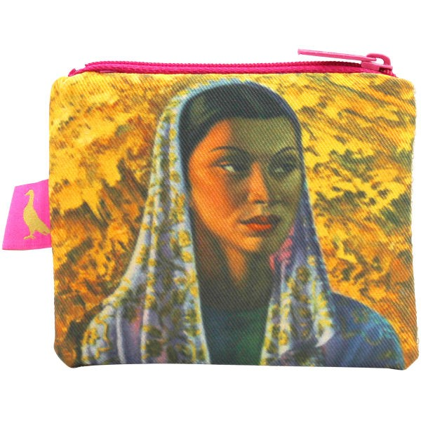 Tretchikoff Coin Purse Malay Bride