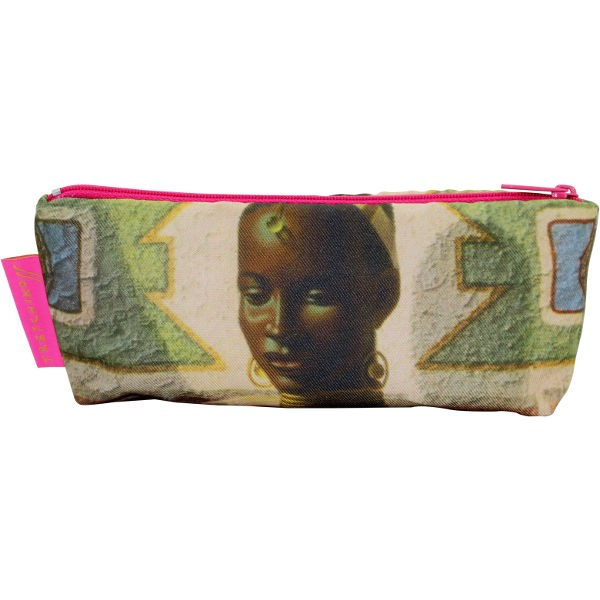 Tretchikoff Make-up Purse Woman of Ndebele