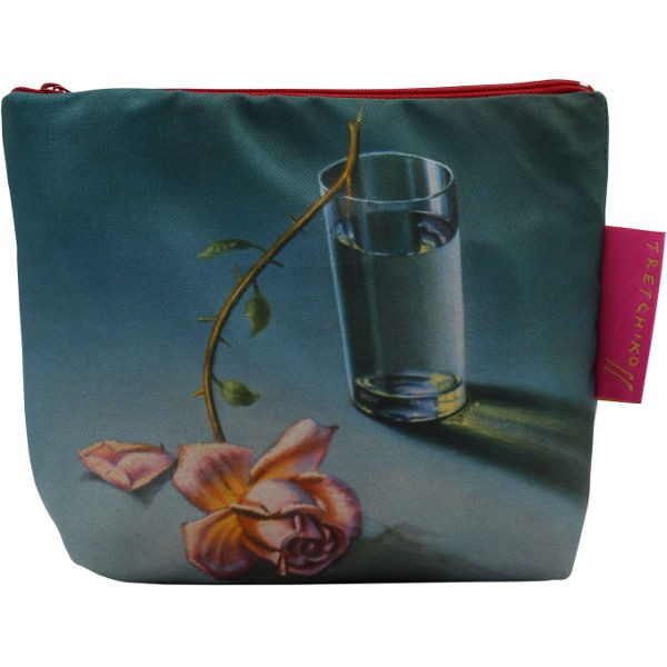 Tretchikoff Cosmetic Bag Weeping Rose