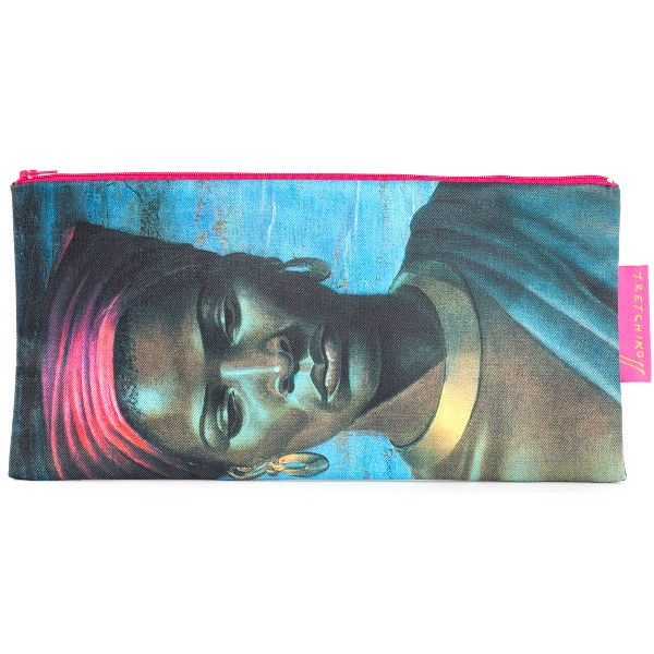 Tretchikoff Utility Purse Zulu Girl