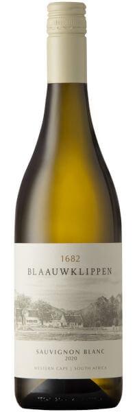 Blaauwklippen Sauvignon Blanc 2020