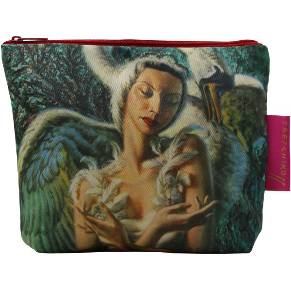 Tretchikoff Cosmetic Bag Dying Swan Alicia Markova
