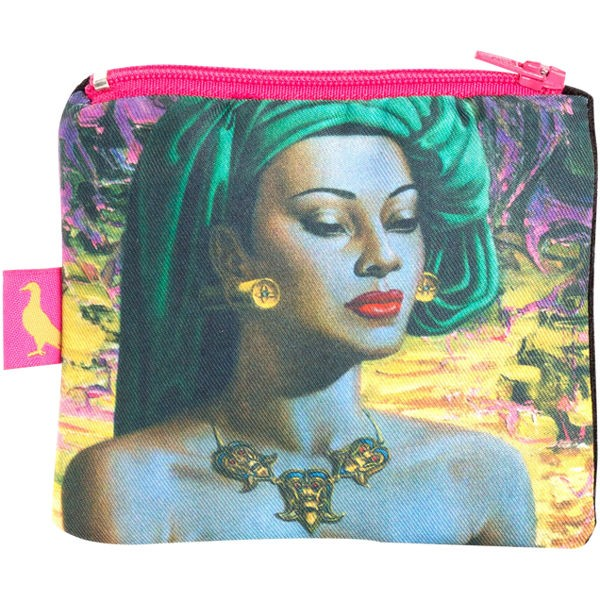 Tretchikoff Coin Purse Balinese Girl